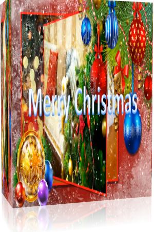 «We Wish You A Merry Christmas» Готовый проект для Proshow Produсer