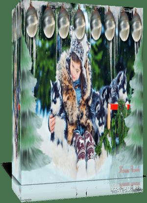 «Зима рассказывает сказки», Эксклюзивные стили для Proshow Produser