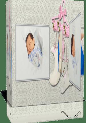 «Наша Малышка», Готовый детский проект для Proshow Produсer