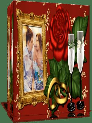 «День Святого Валентина». Проект для Proshow Produсer