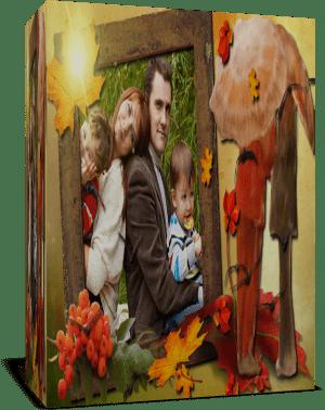 Осень 1.  Стиль для Proshow Producer в подарок
