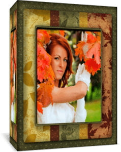 Осенняя свадьба. Готовый проект для Proshow Producer