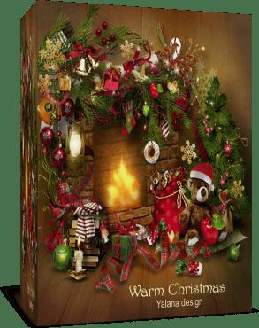 Christmas. Комплект стилей для Proshow Producer