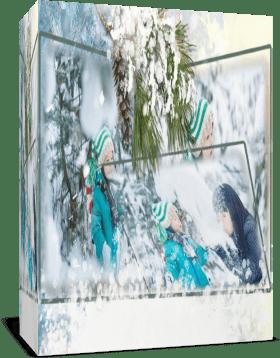 Снегопад 1 . Стиль для Proshow Producer бесплатно