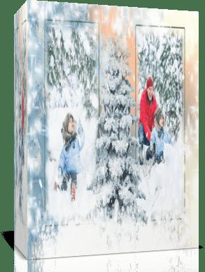 Снегопад 2. Стиль для Proshow Producer бесплатно