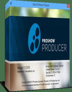 Купить Proshow Producer 8