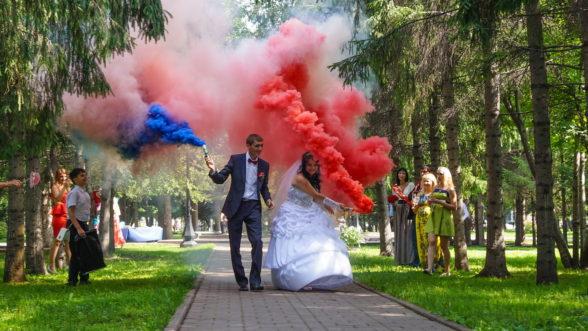 Свадьба Константина и Карины. Поздравляю молодых!