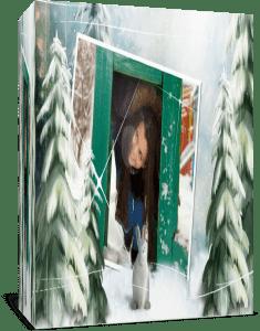 Зимний лес. Проект для Proshow Producer