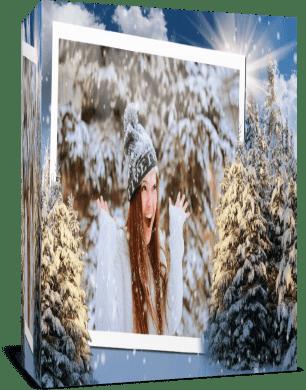 """""""Снежный день"""" Стили для Proshow Producer"""