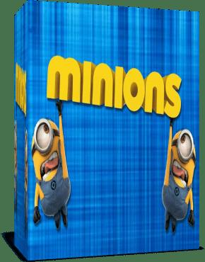 Миньоны.  Клипарт для Proshow Producer и Photoshop