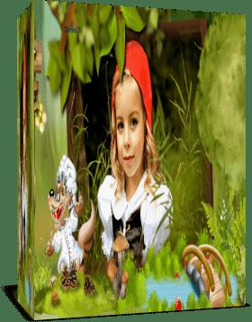 """""""Красная шапочка"""" Проект для Proshow Producer в подарок участникам тренинга ММЭ5"""