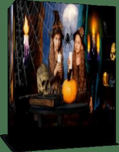 Хэллоуин. Детский проект + 40 переходов для Proshow Producer