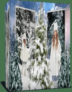Зима в лесу. Проект для Proshow Producer