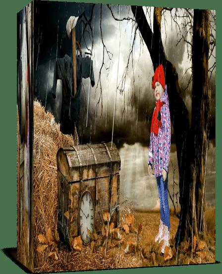 Поздняя осень. Проект для Proshow Producer