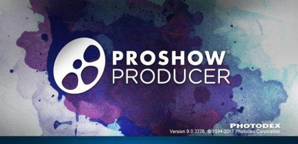 Фотофильмы в Proshow Producer