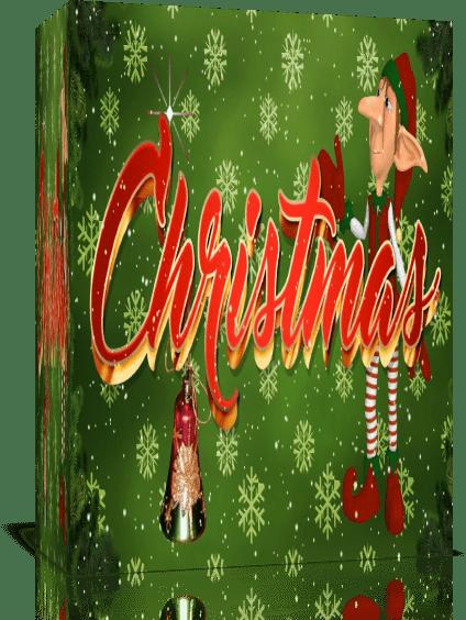 Рождество. Проект для Proshow Producer