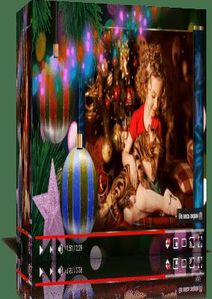 С Новым Годом и Рождеством! Проект для Proshow Producer
