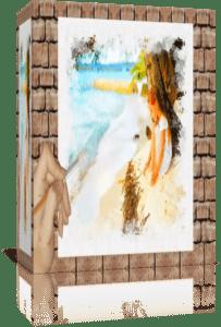 «Мальдивы». Бесплатный шаблон для ФотоШОУ Про