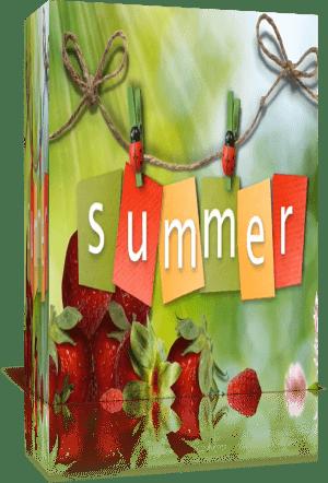 Вот оно какое наше лето. Проект для Proshow Producer