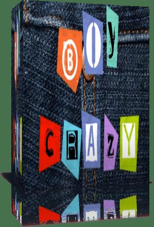 Crazy boy. Проект для Proshow Producer бесплатно